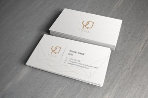 yueqi business card 名片