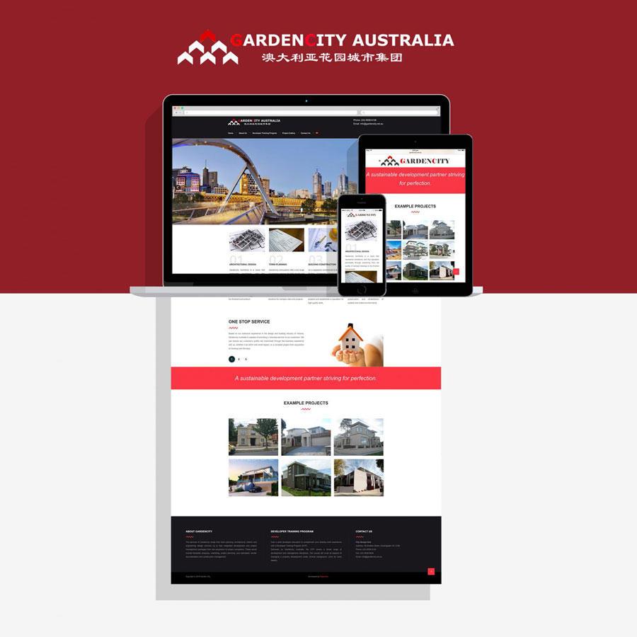 Website Design and Development -- Garden City