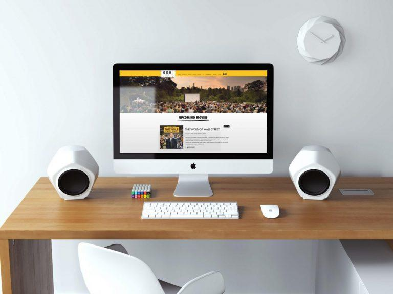 barefoot website design