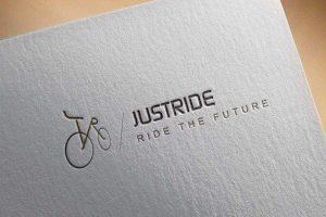 justride logo design