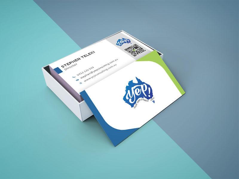 品牌和网站设计 -- YEP