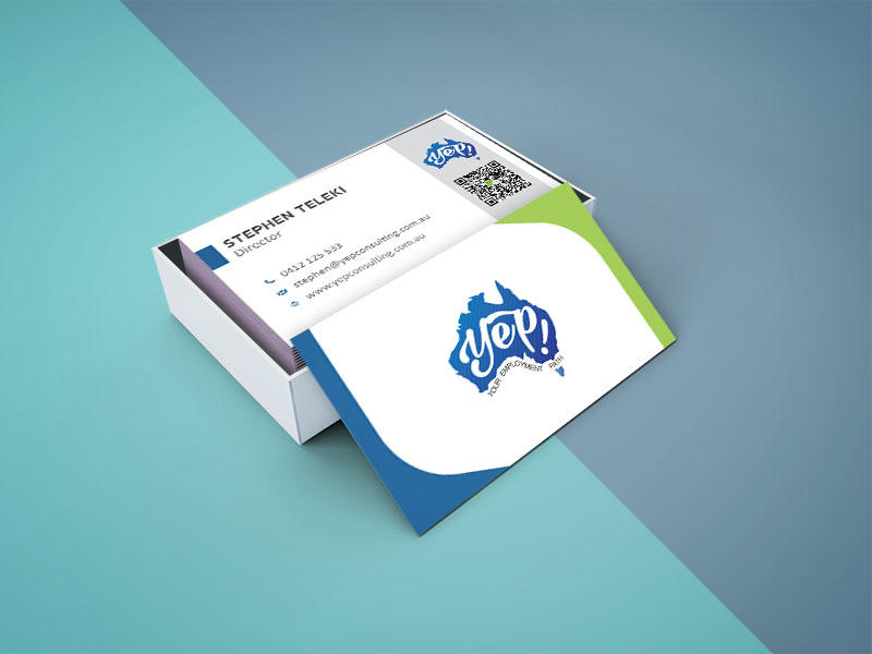 Branding and website design -- YEP