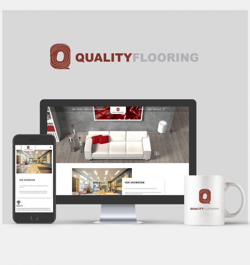 Quality flooring web