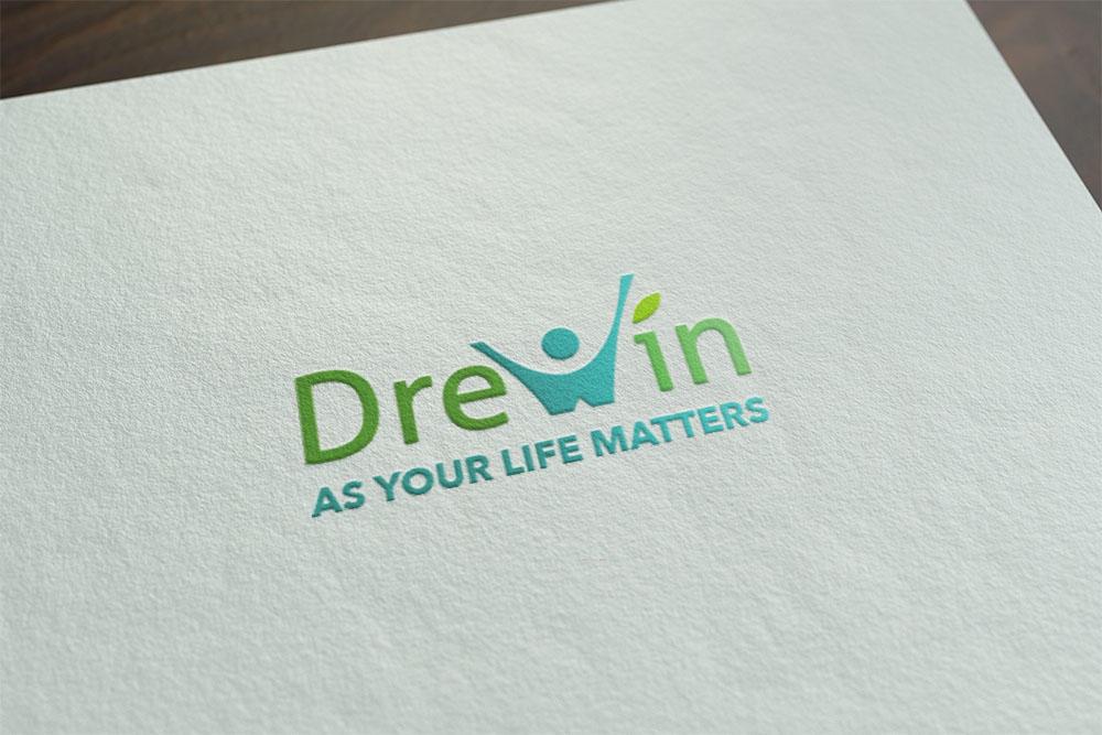 Drewin International Logo Design