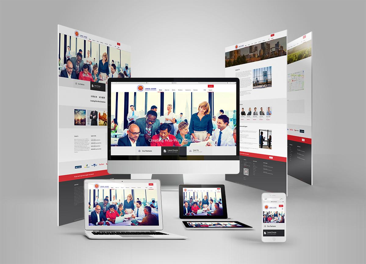 Website Design -- Meci