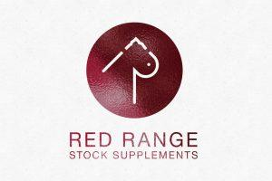 Logo design red range