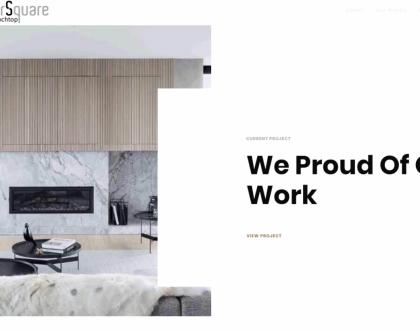 装修/园艺公司网站设计