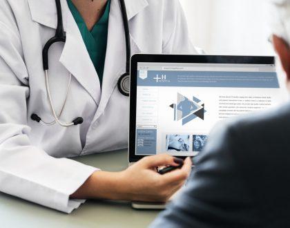 医疗服务机构网站设计建议