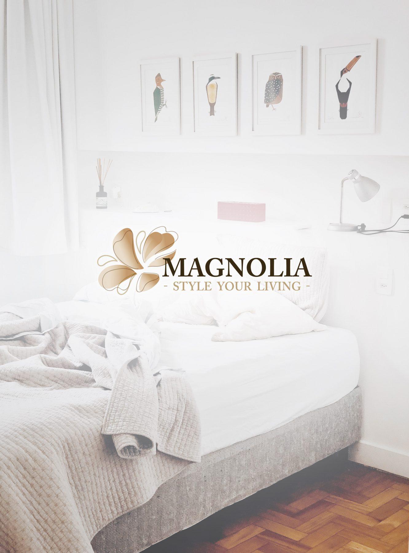 Magnolia 纺织品 品牌设计